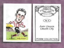 Lincoln City Andy Graver 8 (FC)